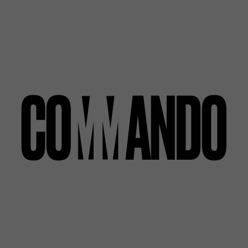 Logo: COMMANDO STUDIO