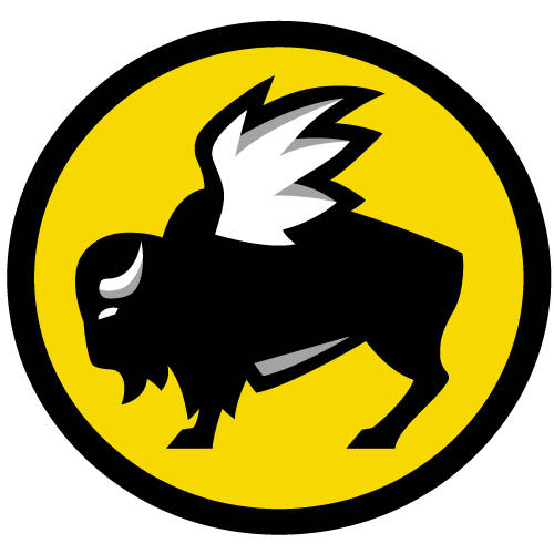 Logo: BUFFALO WILD WINGS