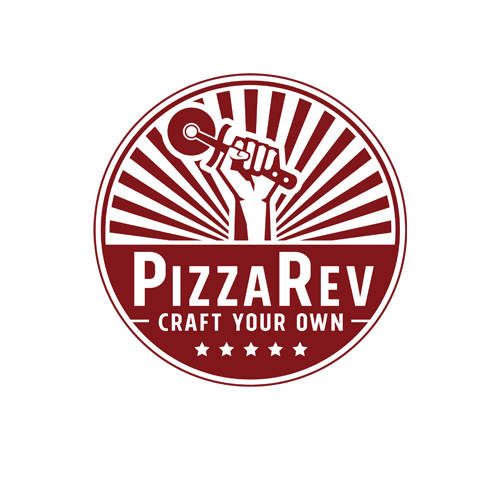 logo PIZZAREV