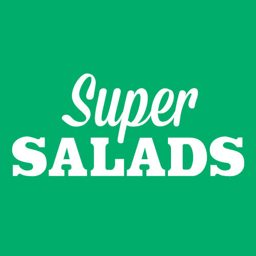 Logo: SUPER SALADS