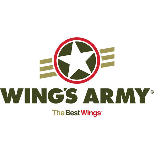 Logo: WINGS ARMY