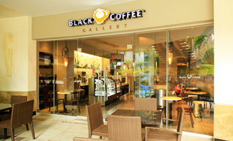 BLACK COFFEE GALLERY  1