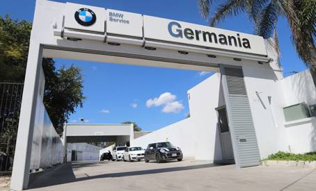 BMW AUTOKAM GERMANIA 2