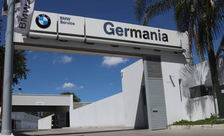 BMW AUTOKAM GERMANIA 1