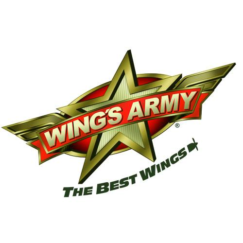 Logo: WINGS ARMY PATRIA