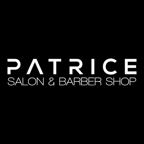 logo PATRICE SALON & BARBER SHOP
