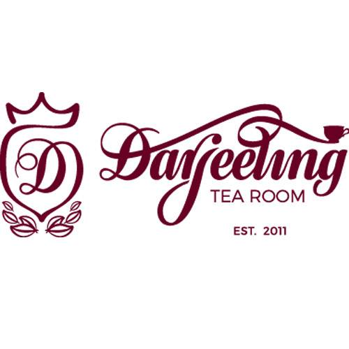 Logo: DARJEELING TEA ROOM