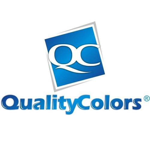 Logo: QUALITY COLORS
