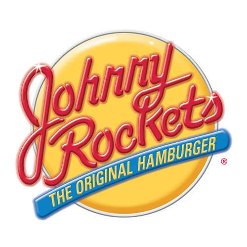 Logo: JOHNNY ROCKETS