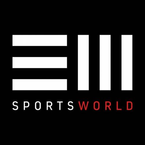 Logo: SPORTS WORLD