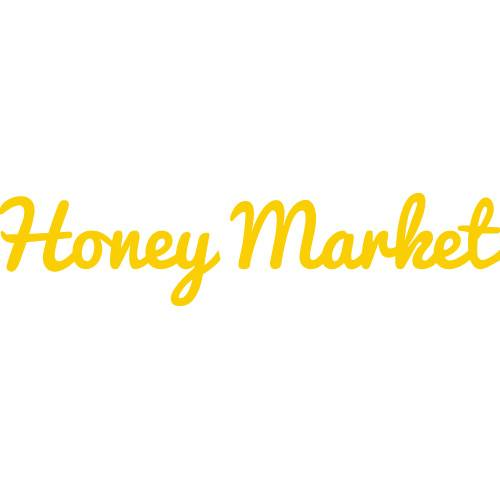 Logo: HONEY MARKET