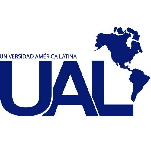 Logo: UNIVERSIDAD AMERICA LATINA
