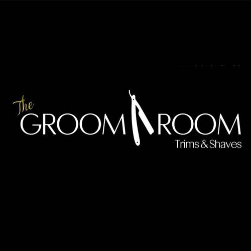Logo: THE GROOM ROOM