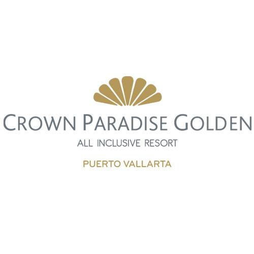 logo HOTEL CROWN PARADISE GOLDEN